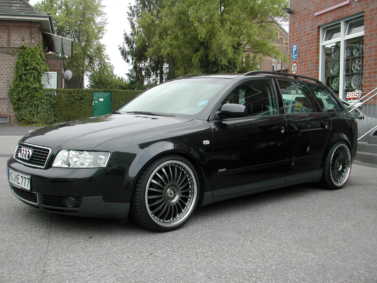 Audi A4 Avant Cf Line 1 Tlg 19 Zoll Audi