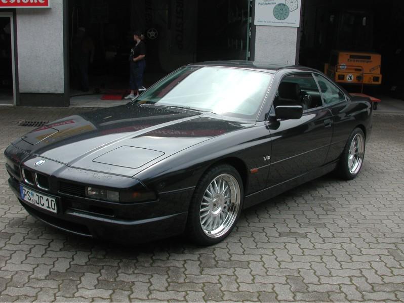 18 Zoll CC Line Breitreifen Auf BMW 850I