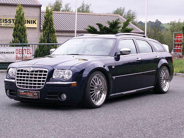 Chrysler 300c Cc Line 3 Tlg 21 Zoll Chrysler