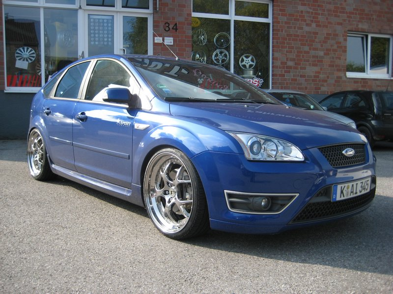 Ford Focus St Vn Line 3 Tlg 20 Zoll Ford