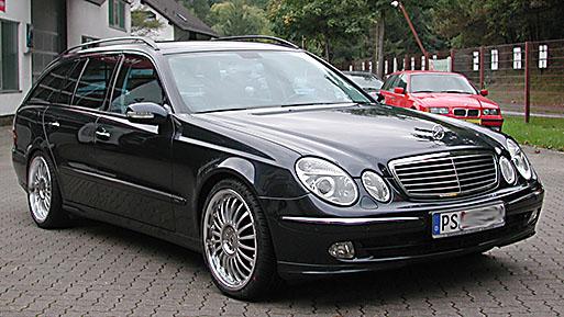 Mercedes Benz E Klasse Cf Line 1 Tlg 19 Zoll