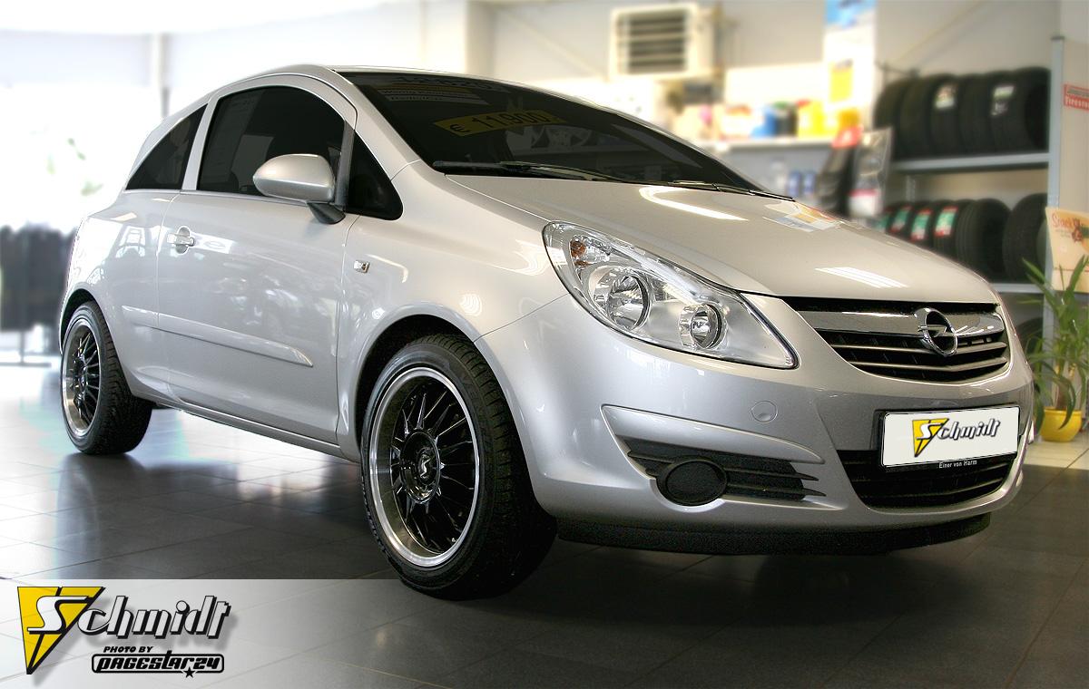 Opel Corsa D Cc Line 1 Tlg 17 Zoll Opel