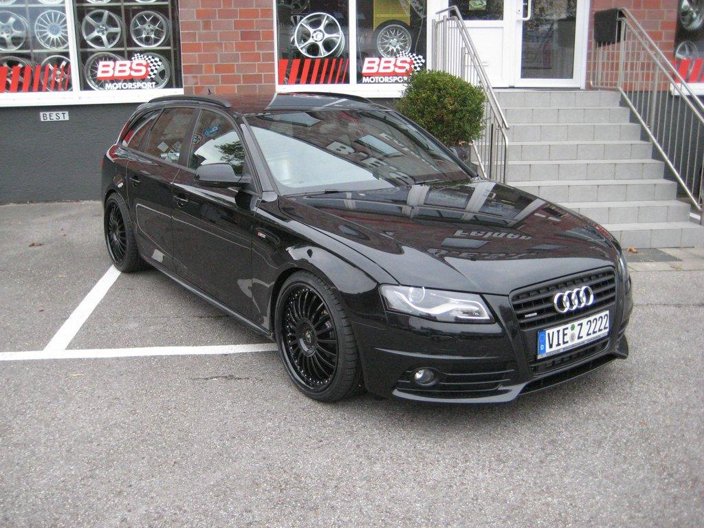Audi A4 Avant Quot Black Edition Quot