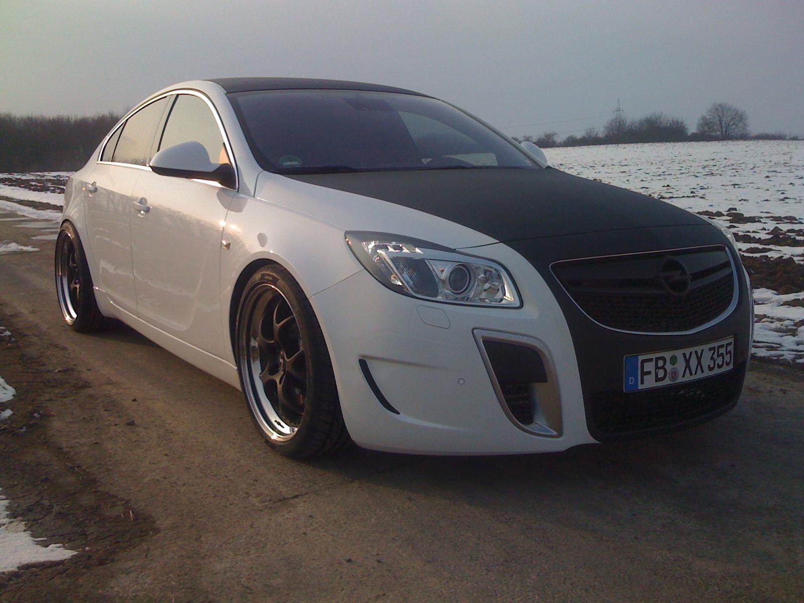 Opel Insignia Opc Vn Line 3 Tlg 20 Zoll Opel