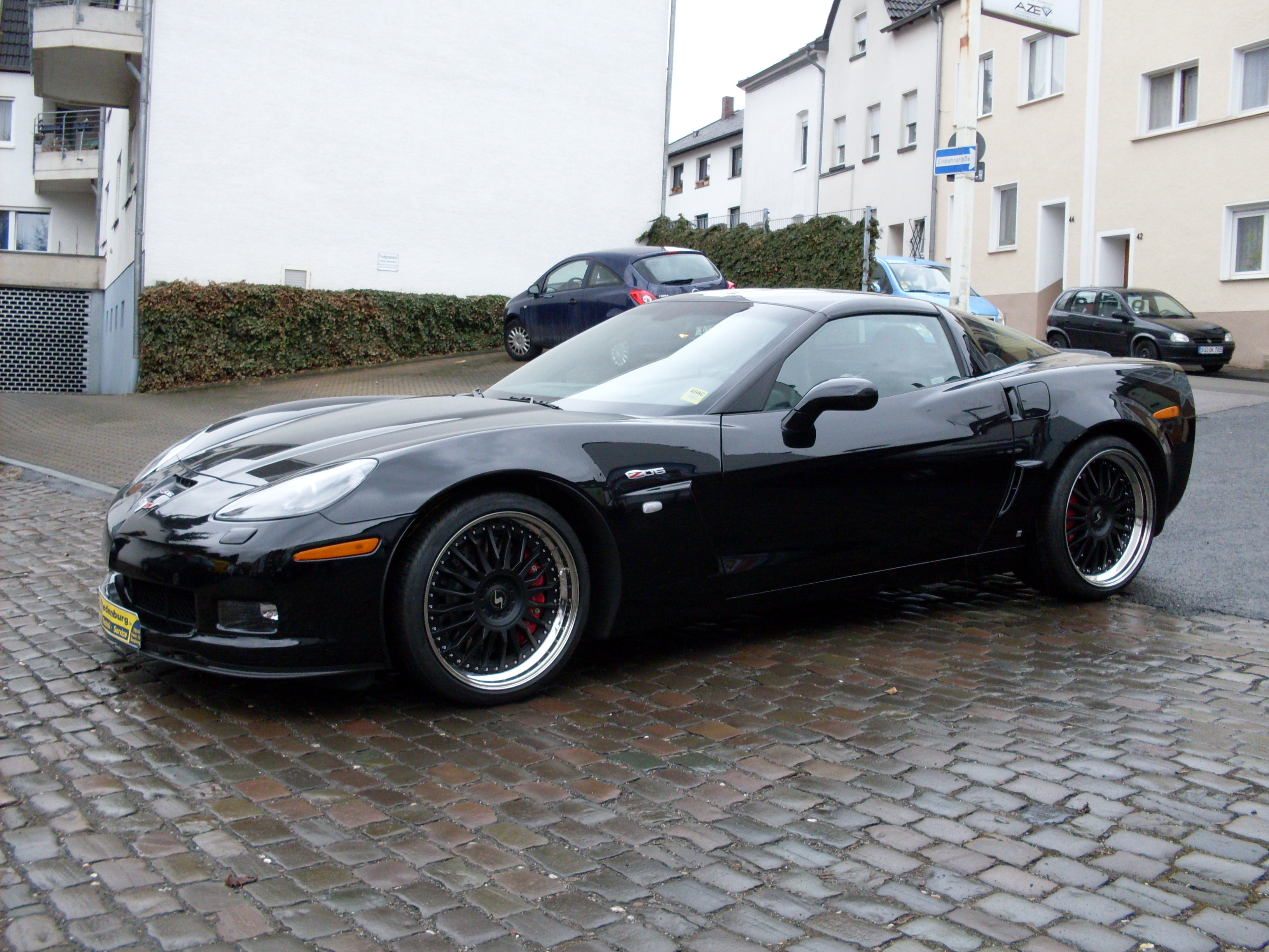 Corvette Z06 Cc Line 3 Tlg Corvette Bildergalerie