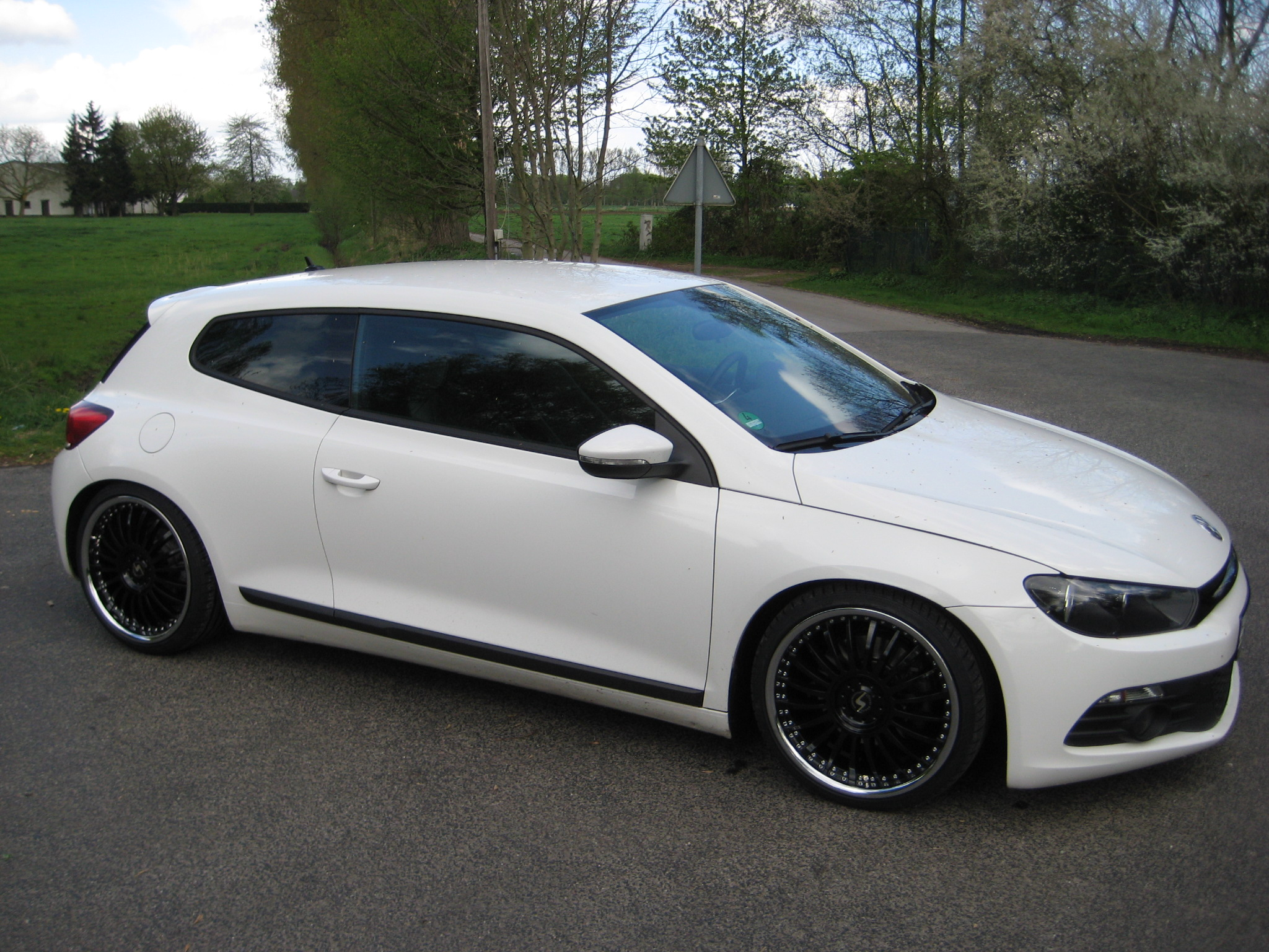 Vw Scirocco Typ 13 Cf Line 1 Tlg 19 Zoll Vw