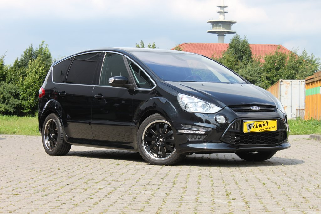 Ford S Max Jack Line 1 Tlg 18 Zoll Ford