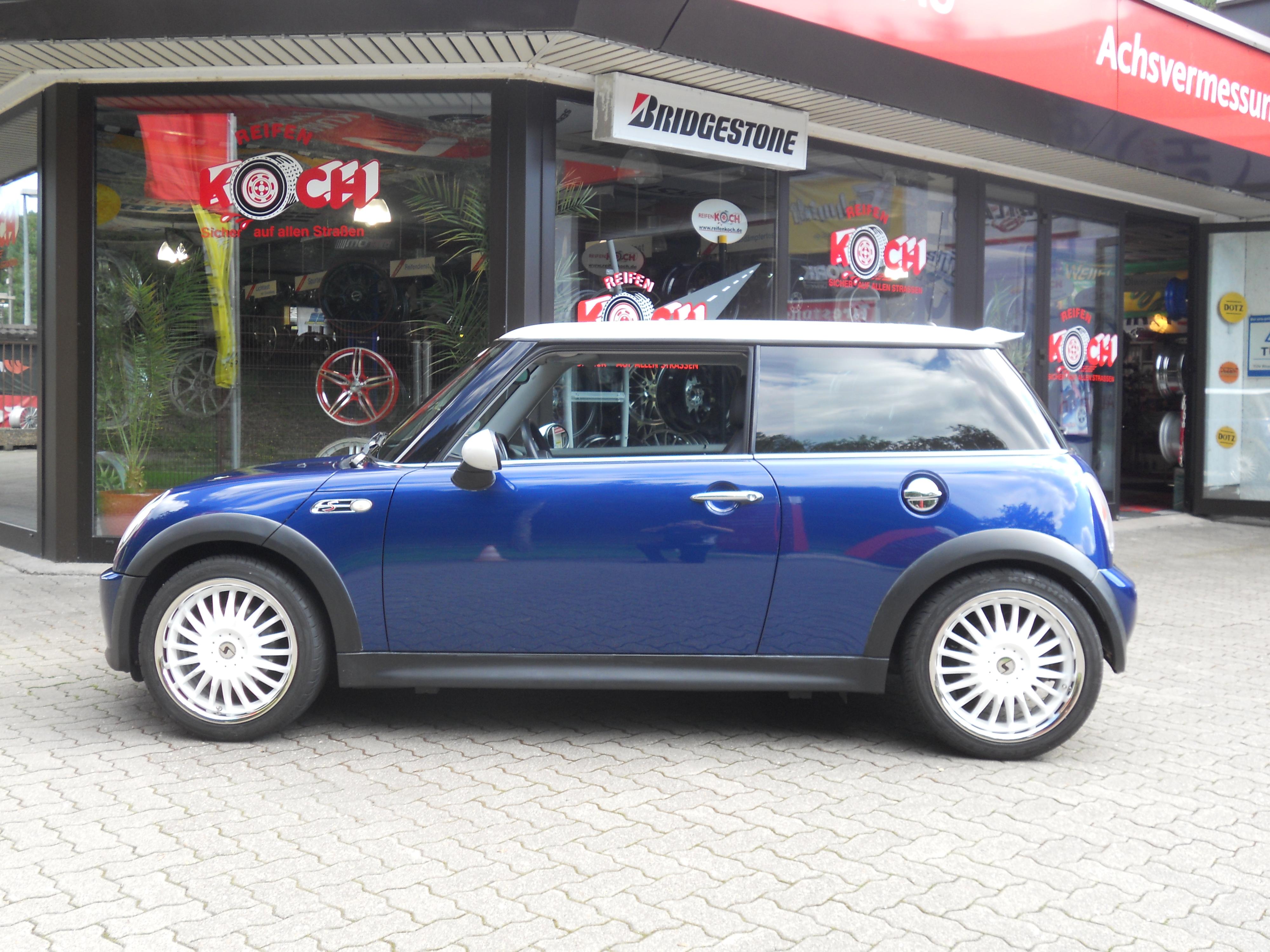 Mini Cooper Cc Line 1 Tlg 17 Zoll Mini