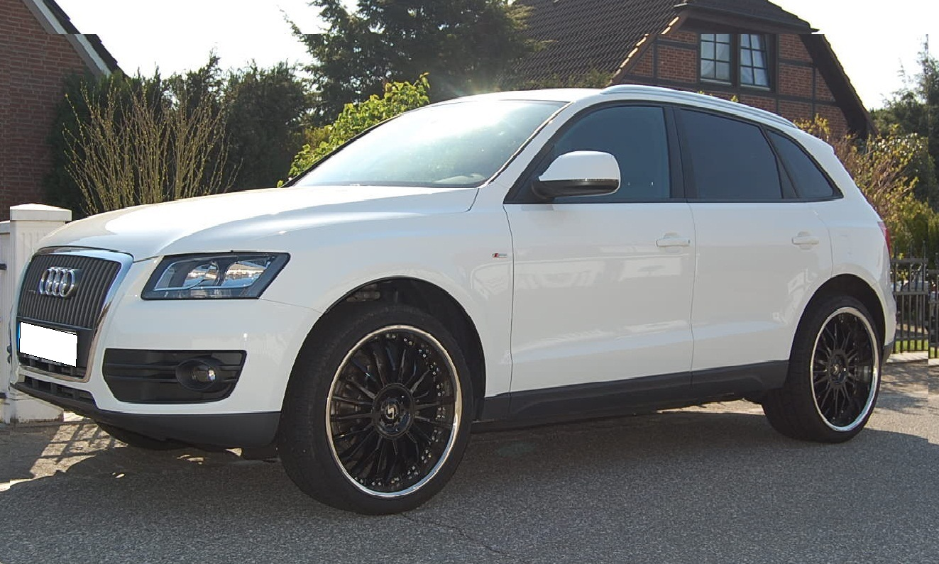 Audi Q5 Cc Line 1 Tlg 22 Zoll Audi Bildergalerie