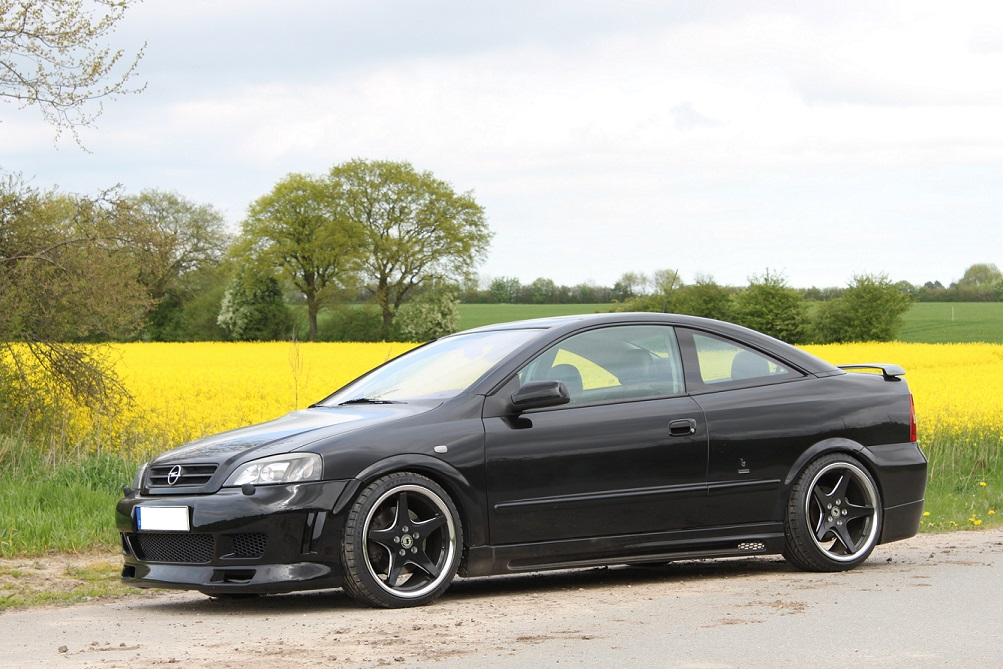 Opel Astra G Coupe Xs5 1 Tlg 18 Zoll Opel