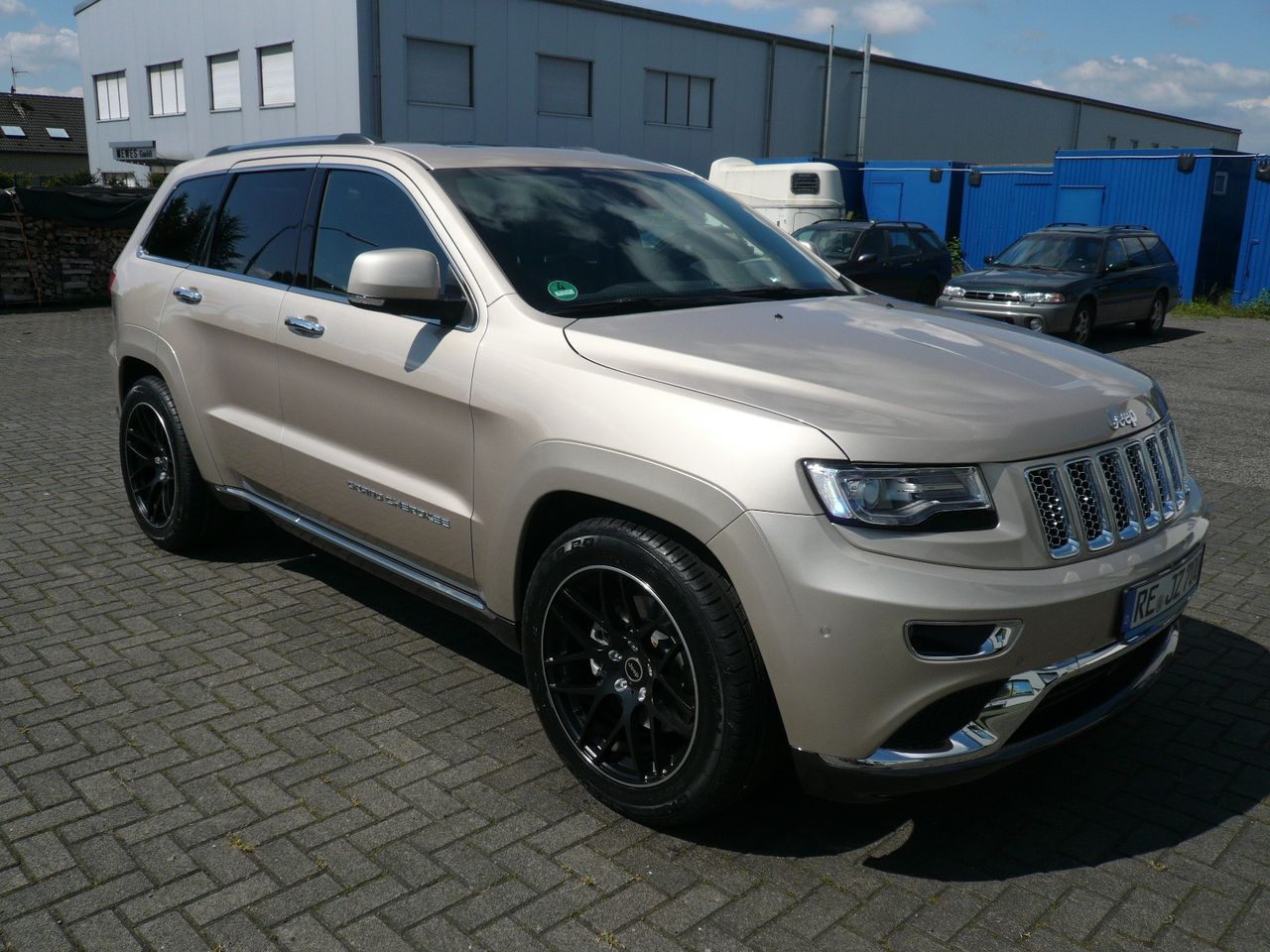 jeep grand cherokee gambit 1 tlg 20 zoll jeep. Black Bedroom Furniture Sets. Home Design Ideas