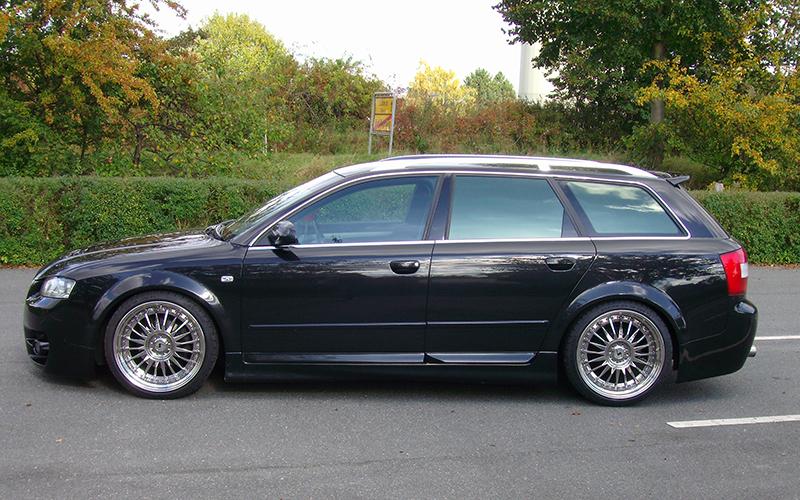 Audi A4 8e Avant Cf Line 1 Tlg 19 Zoll Audi Bildergalerie Felge De
