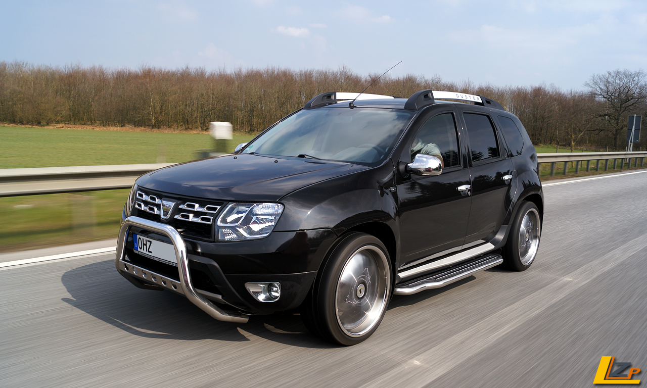 dacia duster ghost rhino 1 tlg 20 zoll dacia. Black Bedroom Furniture Sets. Home Design Ideas