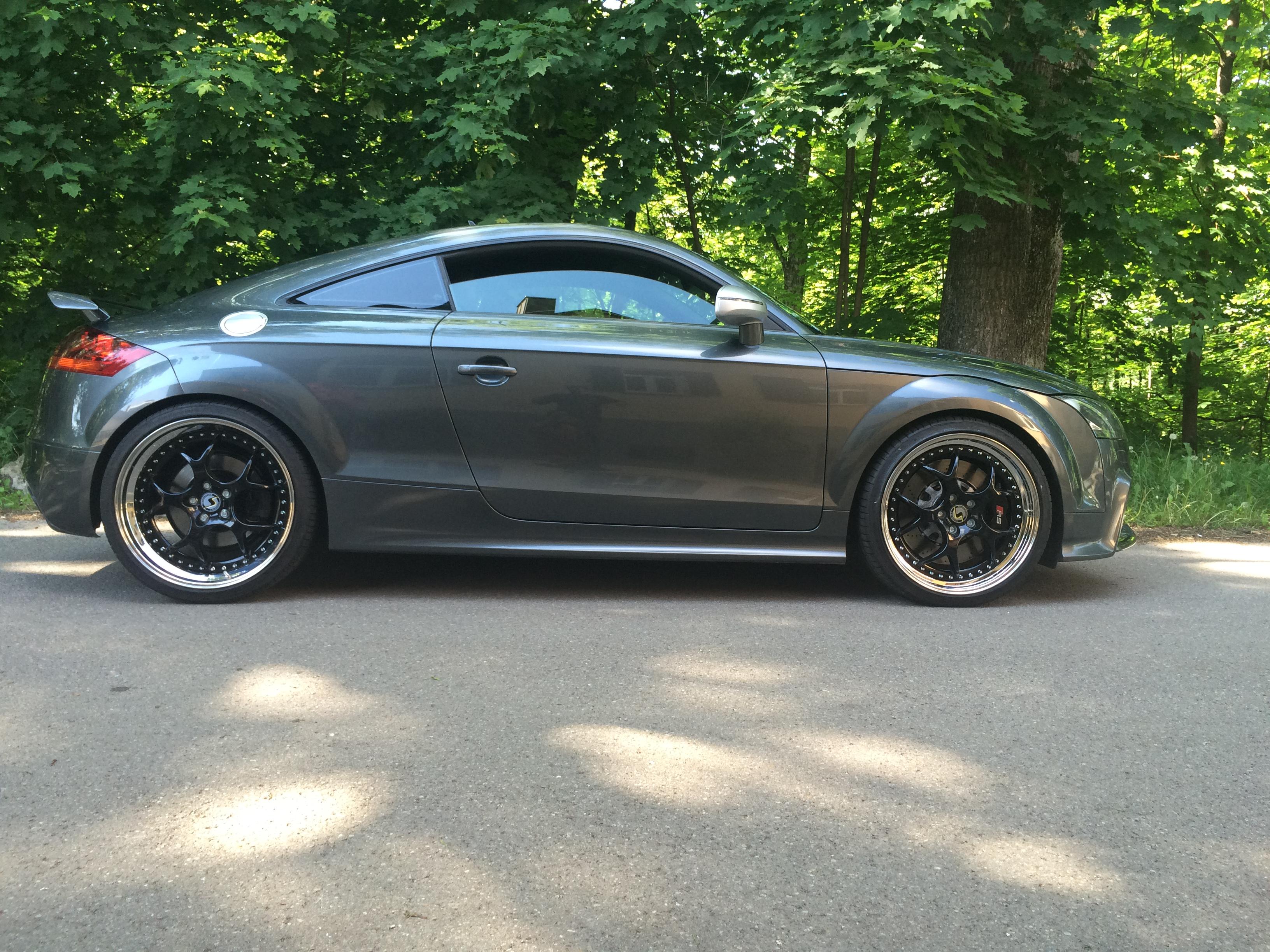 Audi Tt Rs Vn Line 3 Tlg 20 Zoll Audi