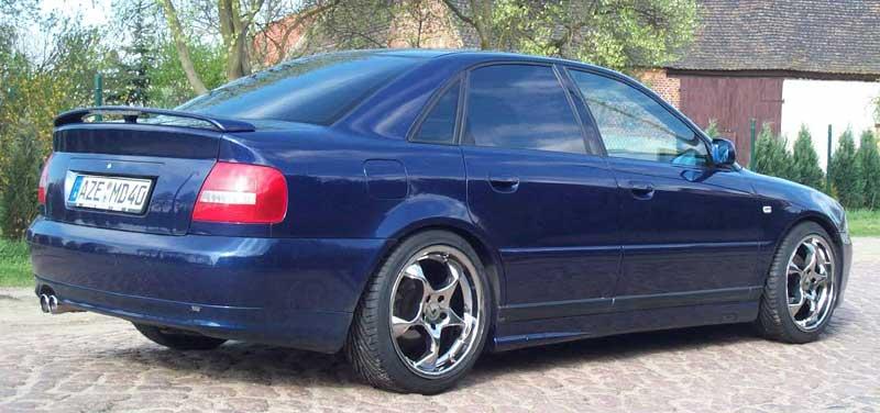 Audi A4 Space 1 Tlg 18 Zoll Audi Bildergalerie