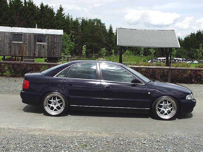 Audi a4 b5 tiefbettfelgen g nstig auto polieren lassen - Ceranfeld politur ...