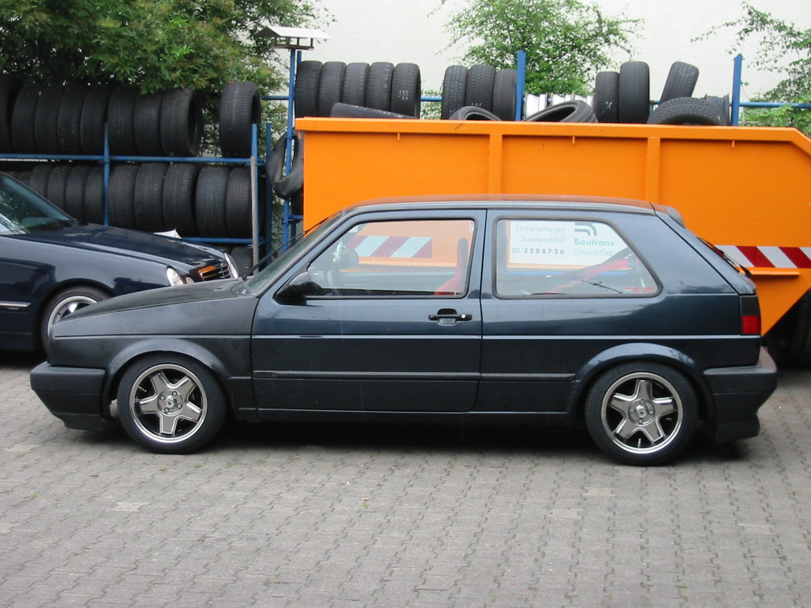 vw golf ii retro ml 1 tlg 15 zoll vw bildergalerie. Black Bedroom Furniture Sets. Home Design Ideas