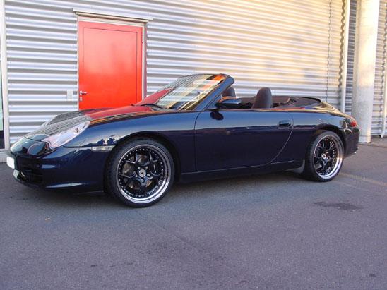 Porsche 911 Typ996 Vn Line 3 Tlg 19 Zoll Porsche