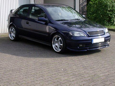 Opel Astra G Space 1 Tlg 17 Zoll Opel