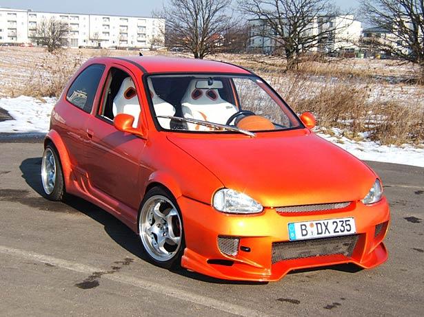 Opel Corsa B Space 1 Tlg 16 Zoll Opel