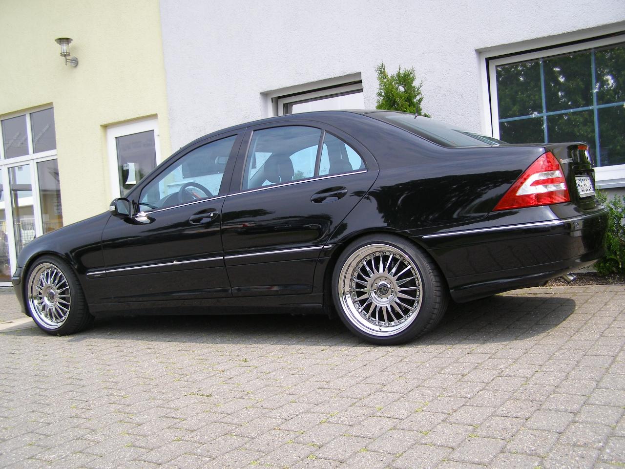 Mercedes Benz C Klasse Cc Line 3 Tlg 18 Zoll