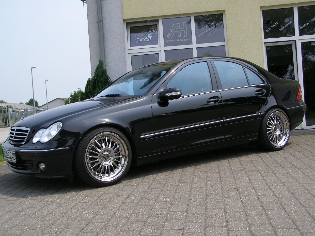 mercedes w203 sport edition felgen. Black Bedroom Furniture Sets. Home Design Ideas