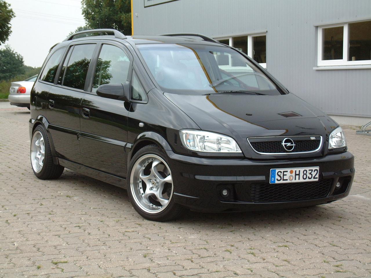 Opel Zafira Space 1 Tlg 17 Zoll Opel Bildergalerie Felge De