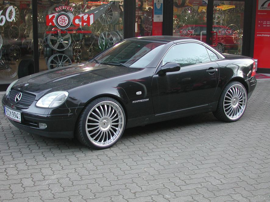 Mercedes Benz Slk Cf Line 1 Tlg 20 Zoll Mercedes