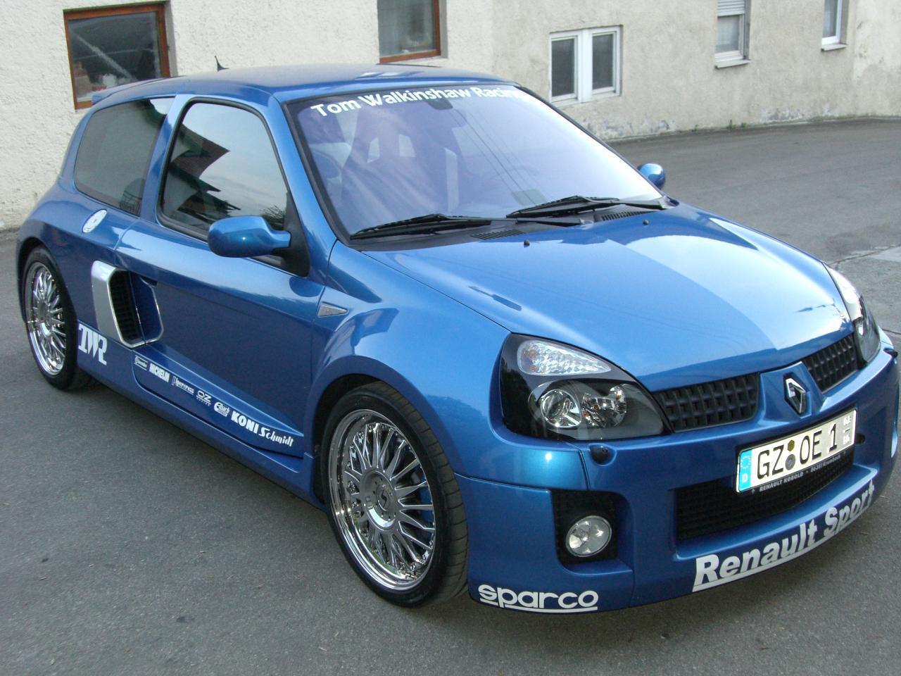Renault Clio V6 Cc Line 3 Tlg 18 Zoll Renault