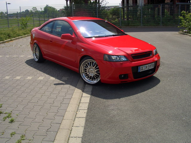 Opel Astra Coupe Turbo Cc Line 3 Tlg 18 Zoll Opel