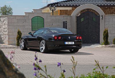 Extrem konkave Felgen für den Ferrari Maranello von Schmidt