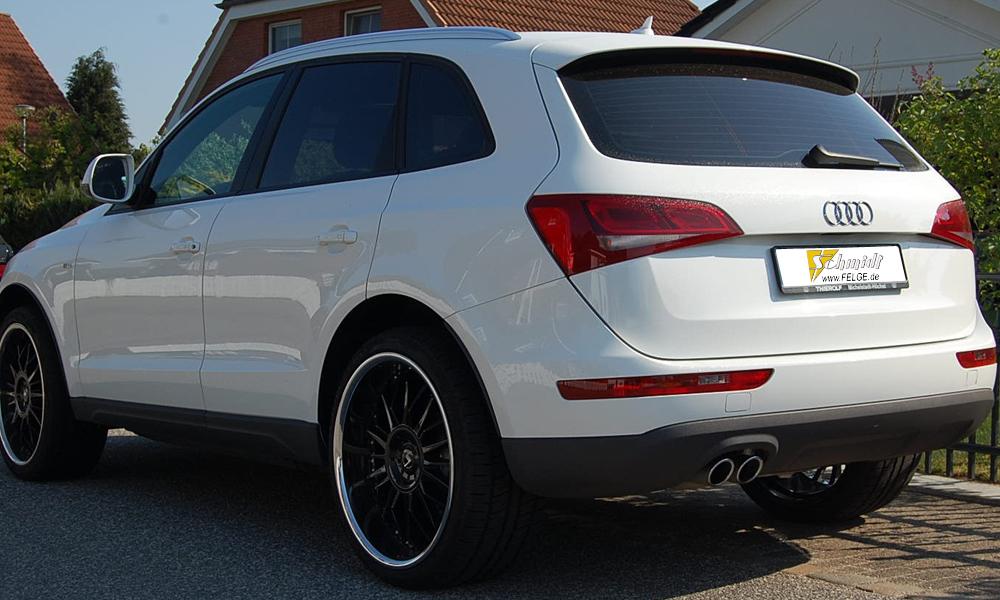 Audi Q5 CC-Line Felgen