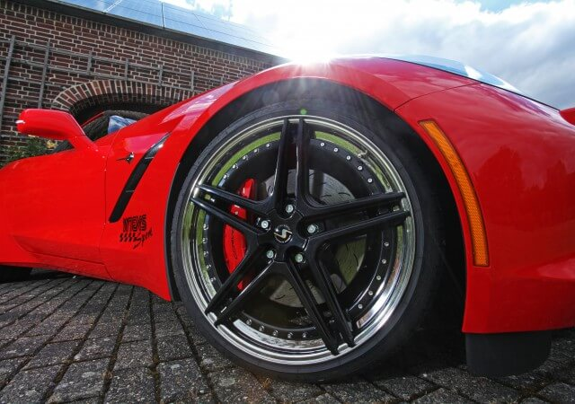 Alufelgen für Corvette