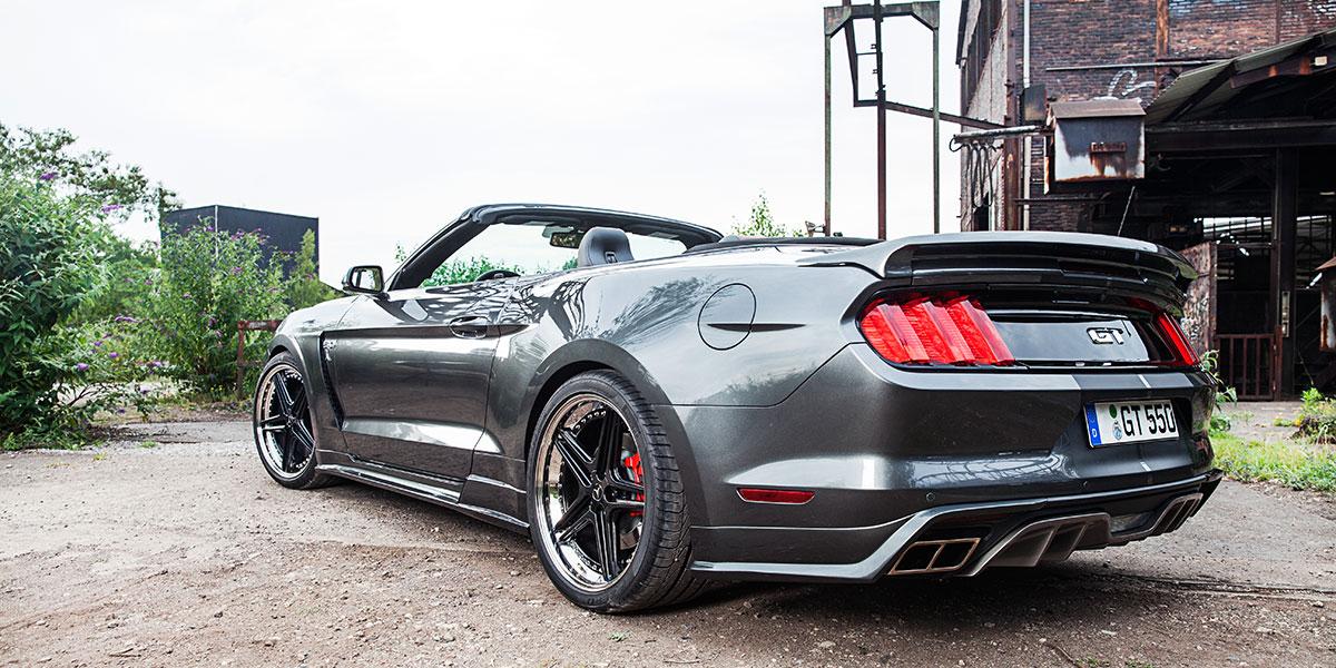 Ford Mustang Tuning 2015 >> Ford Mustang Tuning » Mustang Tuning mit 3-teiligen Felgen