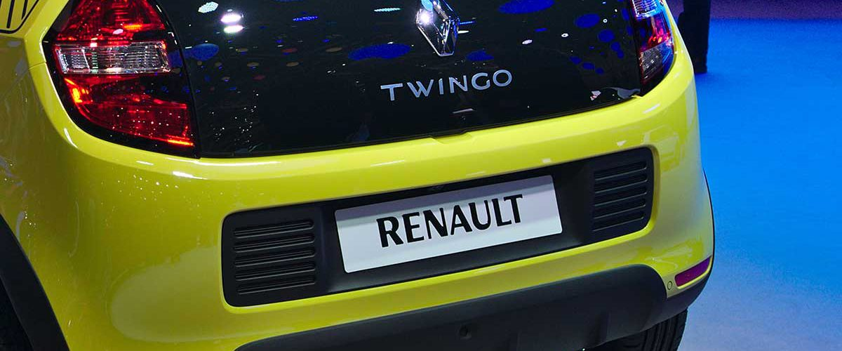 Teaser Foto für Renault Twingo Tuning Felgen