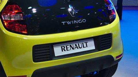 Teaser Foto für Renault Twingo III Felgen