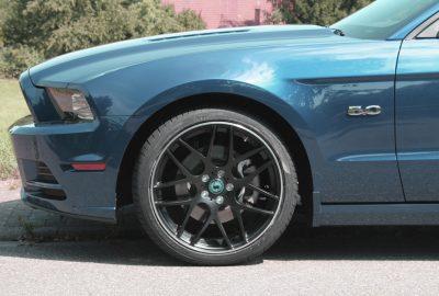 """Ford Mustang 21"""" Gambit Alufelgen"""