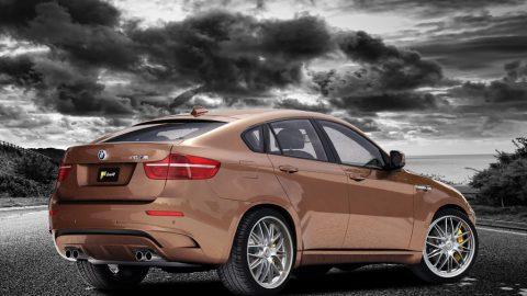 BMW X6 Schmidt Gotham