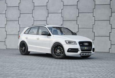Audi SQ5 Felgen Schmidt Shift 22 Zoll