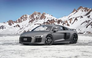 Audi R8 4S Winterfelgen Schmidt Drago