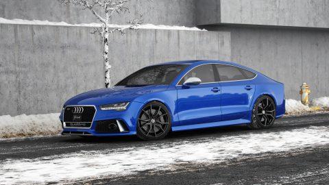 Audi RS7 Winterfelgen Schmidt Drago