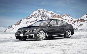 BMW 7er G11 Winterfelgen Winterreifen Schmidt