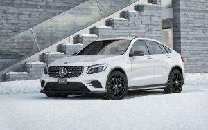 Mercedes GLC Coupe Winterräder von Schmidt als Winterkomplettrad