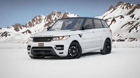 Ranger Rover Sport HST 2016 Schmidt Winter