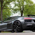 Audi R8 mit Drago Felgen bestückt