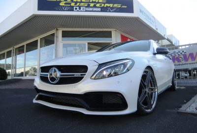 Extreme Customs Gmbh Mercedes Benz Amg C63 Biturbo Fs Line