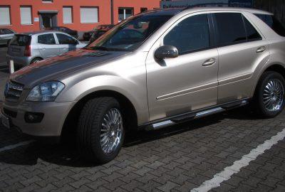 Mercedes-Benz ML-Klasse CF-Line Auto und Reifenservice BILK-00004