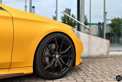 Ah Car Design Mercedes Benz S Klasse Coupecabrio W217 Drago Felgen