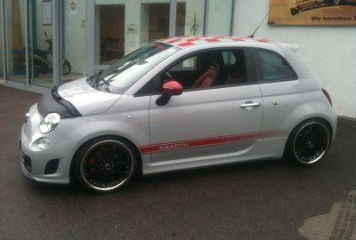 Atn Neff Gmbh Fiat 500 Abarth Jack Line Dreiteilige Optik