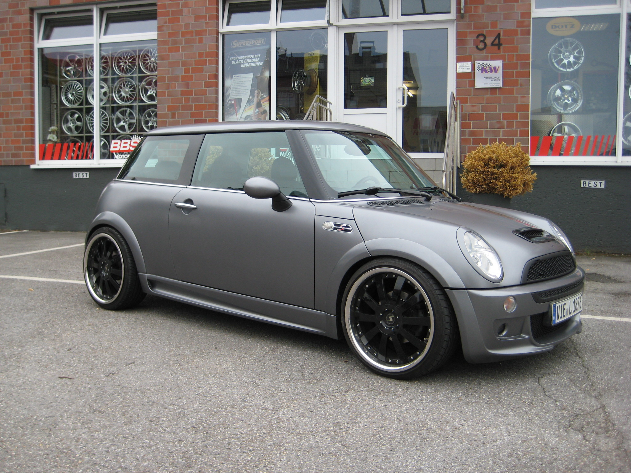 Mini Cooper Jack Line Best Cars And Bikes Schmidt Felgen
